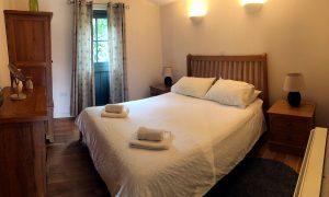 Wilsons Lodge Double Bedroom