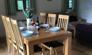 Wilsons Lodge Dining Area