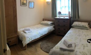 Porters Lodge Double Bedroom